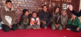 Afghan Street Children Beg for Change