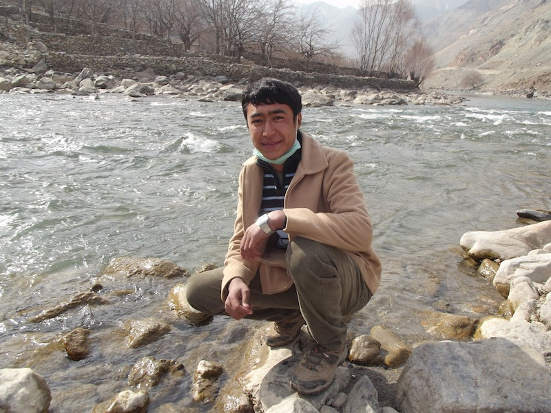 Ghulamai in the Panjshir