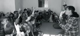 Peace Education with Kabul Street Kids