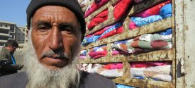 All sorts of Afghan Winter Feelings: 'I was frightened. I cried.'